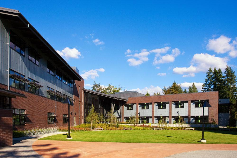 Green River Community College - Salish Hall - Auburn Washington