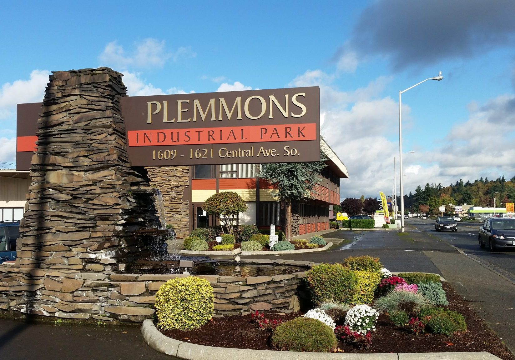Plemmons Industrial Park